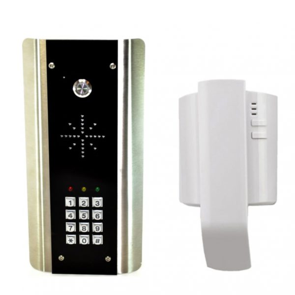 AES Wired Intercom System 302-ABK