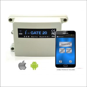 AES GSM-Gate Opener I Gate 20