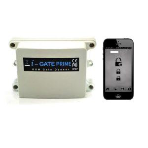 AES GSM-Gate-Opener Gate Prime-3G