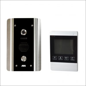 AES Video Wired Intercom System Styluscom-AB