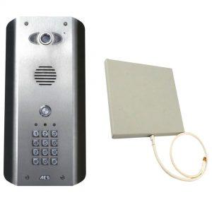 AES Predator Video Intercom WIFI-ASK Stainless Version