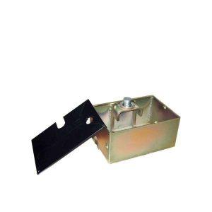 BFT SUB SX Motor Foundation Box