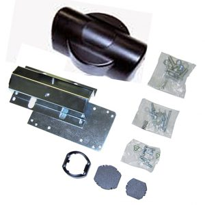 BFT GTO-ATG Round Boom Fixing Kit For Giotto and Moovi Barrier