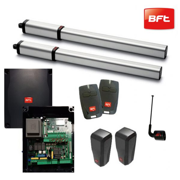 BFT LUX Hydraulic Ram electric gate Kits