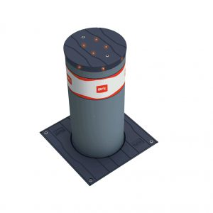 BFT Stoppy 700 MBB Rising Bollard with lights