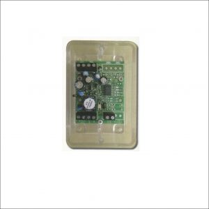 Bircher Basic Safety Edge Monitoring Relay