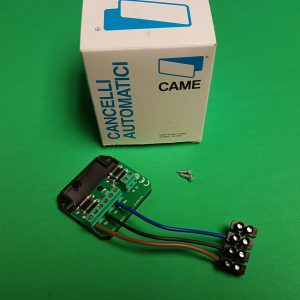 Replacement connection card for Came Amico A18230