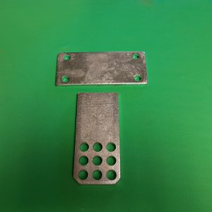 Replacement Post Bracket & Plate For AXO, ATI, Krono 3 Meter Models