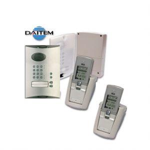 SC902AU2 DAITEM 2 Way Wireless Intercom with Keypad