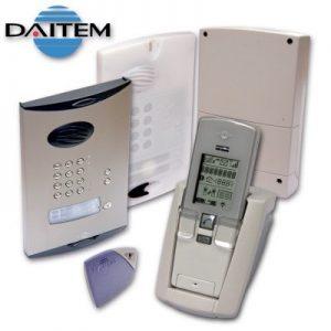 DAITEM Wireless Intercom with Keypad