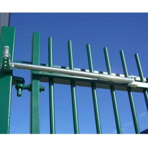 Easy Plus 200 Adjustable Speed Gate Closer Stainless Version