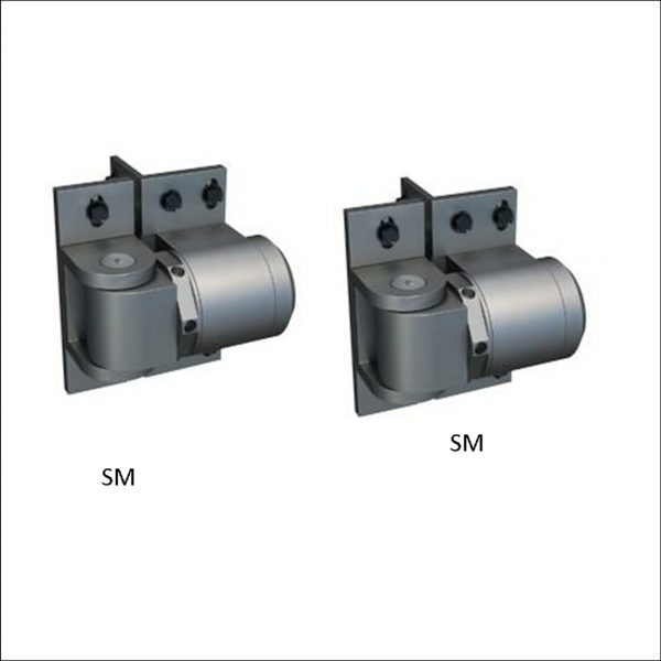 Sure Close Heavy Duty Hinge Kit SM x 2
