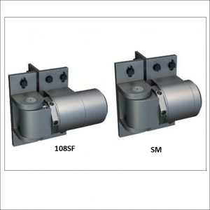 Sure Close Ready Fit Hydraulic Self Closing Hinge Kit 108SF+SM