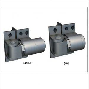 Sure Close Ready Fit Hydraulic Self Closing Hinge Kit 108SF+SM