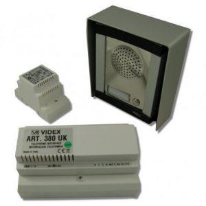 Videx 8K-1S/380 Audio Entry System