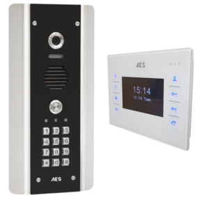 AES Styluscom Video intercoms