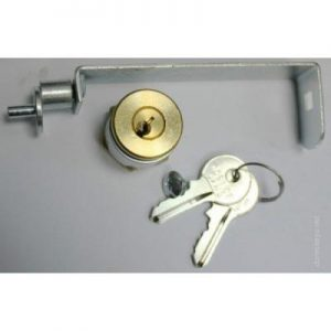 CAME Lock Cylinder & Release Lever