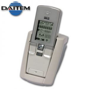 DAITEM SC100AU Wireless Handset With Mains powered Base