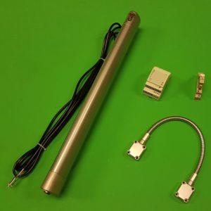 Locinox Electradrop Kit-Zilv