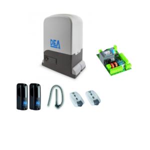 DEA REV220 230v Sliding Gate Kit