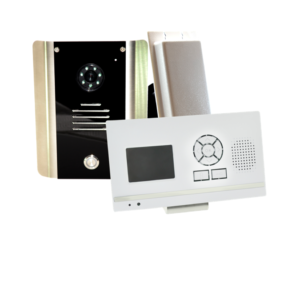 AES 705-HF-AB Handsfree Wireless Video Intercom