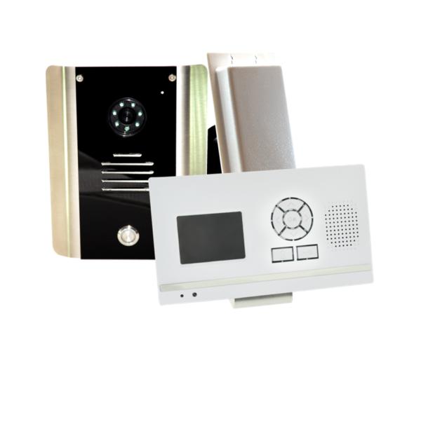 AES 705-HF-AB Handsfree Wireless Video Intercom