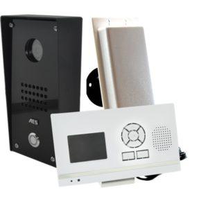 AES 705-HF-IMP Handsfree Wireless Video Intercom