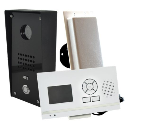 AES 705-HF-IMP Handsfree Wireless Video Intercom