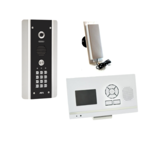 AES 705-HF-ABK Dect Video Intercom Hands Free