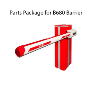 Faac Parts Package for B680 Barrier